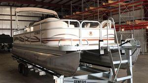 Used Premier LEGEND 250 RE Pontoon Boat For Sale