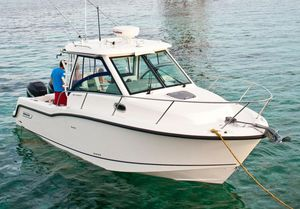 Used Boston Whaler 285 Conquest Cruiser Boat For Sale