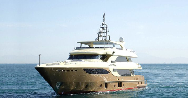 New Majesty Yachts 135 Mega Yacht For Sale