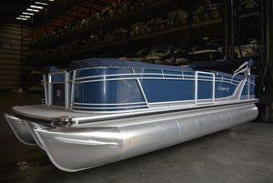 New Sanpan SP2500C4 Pontoon Boat For Sale