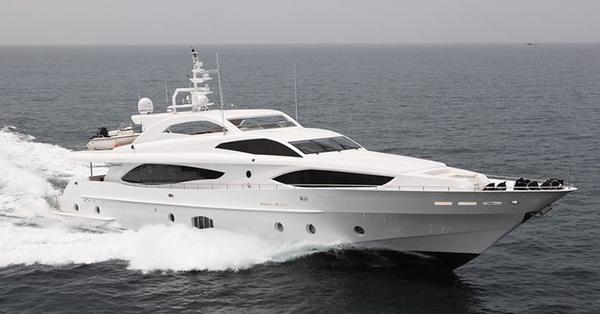 New Majesty Yachts Majesty 122 Mega Yacht For Sale