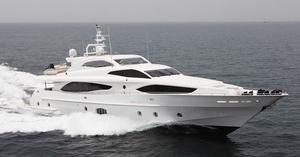 New Majesty Yachts 122 Mega Yacht For Sale