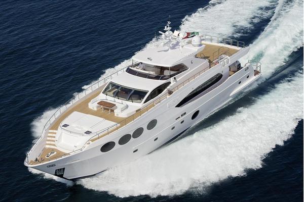 New Majesty Yachts 105 Mega Yacht For Sale