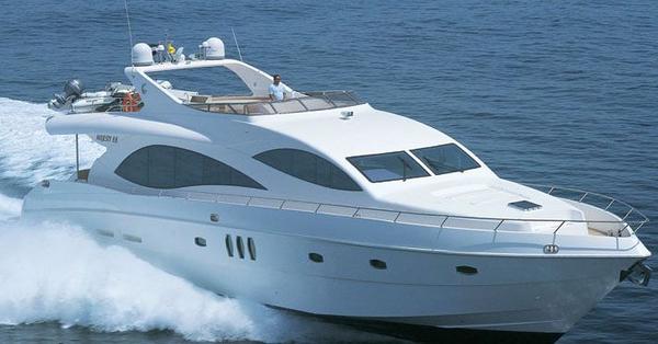New Majesty Yachts 88 Mega Yacht For Sale