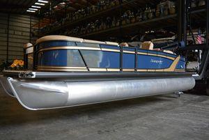 New Sanpan SP2500RL Pontoon Boat For Sale