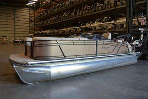 New Sanpan SP2500ELW Pontoon Boat For Sale