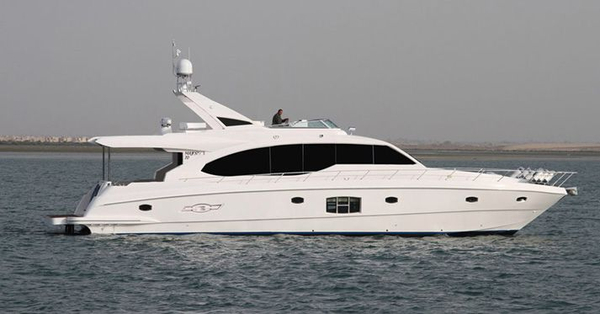 New Majesty Yachts 70 Motor Yacht For Sale