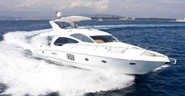 New Majesty Yachts Majesty 63 Motor Yacht For Sale
