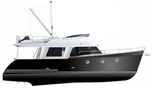 New Erman Yachting 52FT Trawler Yacht Trawler Boat For Sale