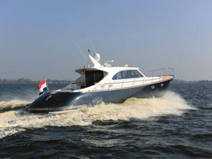 New Erman Yachting Lobster50 Sedan OR Fly Version Cruiser Boat For Sale