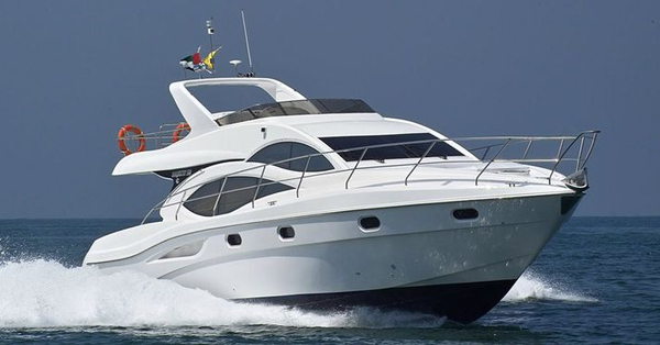 New Majesty Yachts 50 Motor Yacht For Sale