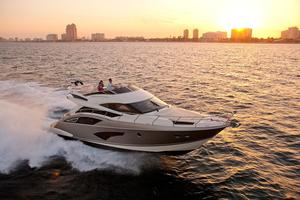 New Marquis 500 Sport Bridge Motor Yacht For Sale