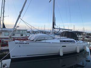 Used Beneteau 37 Cruiser Sailboat For Sale