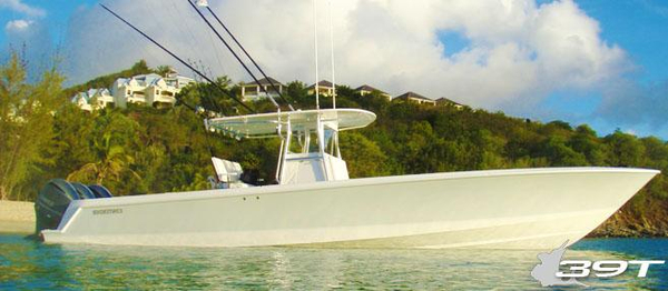 New Contender 39 Tournament Sports Fishing Boat For Sale