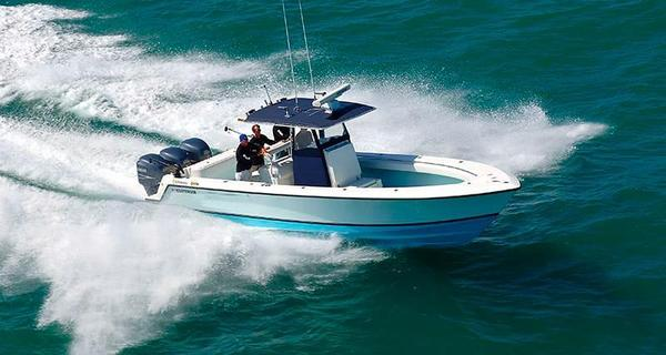 New Contender 35 Tournament Sports Fishing Boat For Sale