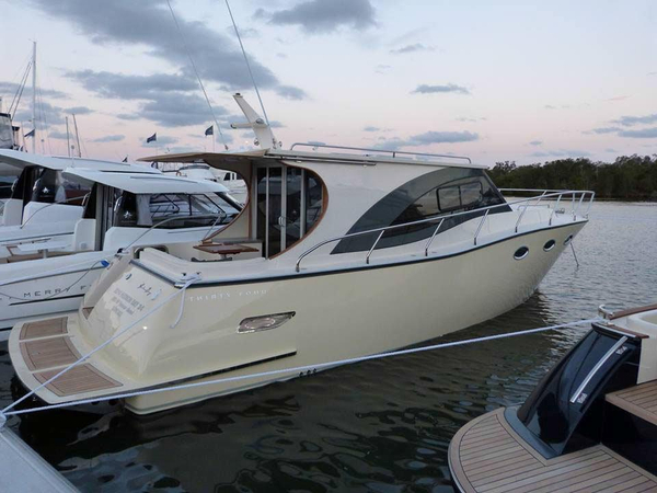 New Erman Yachting LOBSTER34 Cruiser Boat For Sale