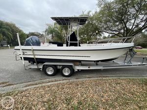 Used C-Hawk 220 CC Center Console Fishing Boat For Sale