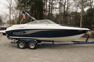 Used Caravelle 242 Bow Rider Bowrider Boat For Sale
