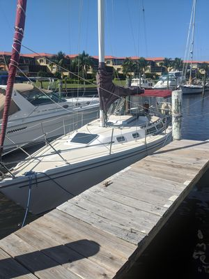 Used Catalina MKII Cruiser Sailboat For Sale
