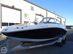 Used Sea-Doo 210 Challenger SE Runabout Boat For Sale