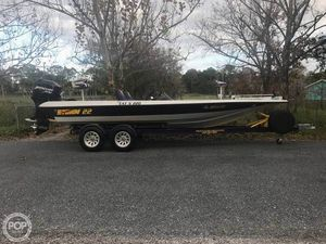 Used Storm 22 flats /bass Flats Fishing Boat For Sale