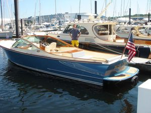 Used Hinckley Talaria 29 R Runabout Boat For Sale
