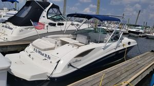 Used Sea Ray 300 Sundeck Ski and Wakeboard Boat For Sale