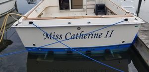 Used Pacemaker 31 Sport Fisherman Convertible Fishing Boat For Sale