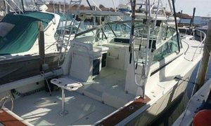 Used Topaz Express Sport Fisherman Express Cruiser Boat For Sale