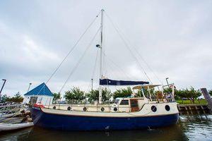 Used Motorsailer Motor Sailer/Cutter Motor Yacht For Sale