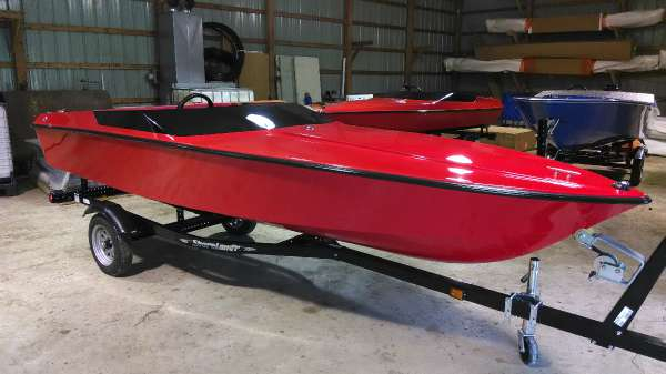 New Wahoo 15' w 50 HP Tohatsu Engine Personal Watercraft For Sale
