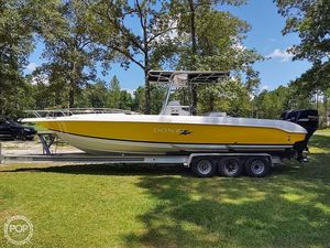 Used Donzi 30 ZF Cuddy Center Console Fishing Boat For Sale