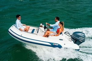 New Ab Inflatables Nautilus 12 DLX Tender Boat For Sale