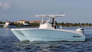 New Twin Vee 240 CC Center Console Fishing Boat For Sale