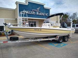 Used Triton 22 LTS Bay Boat For Sale