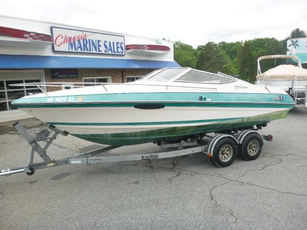 Used Wellcraft Eclipse 216 Aft Cabin Boat For Sale