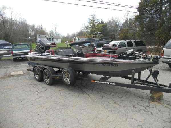 Used Ranger 393V Bass Boat For Sale