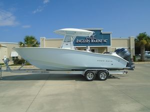 New Cape Horn 27XS Center Console Fishing Boat For Sale