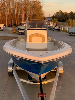 New Key West 219 FS Center Console Fishing Boat For Sale