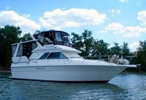 Used Sea Ray 380 AC Aft Cabin Boat For Sale