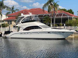 Used Sea Ray 52' Sedan Bridge Motor Yacht For Sale
