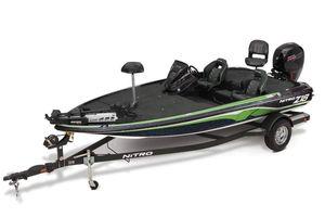New Nitro Z18 Pro Bass Boat For Sale