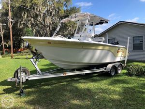 Used Sea Fox 216CC Center Console Fishing Boat For Sale