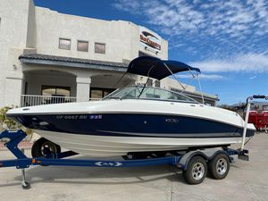 Used Sea Ray 210 SLX Runabout Boat For Sale