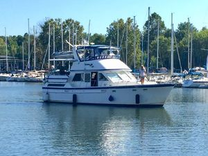 Used Jefferson 42 Trawler Boat For Sale