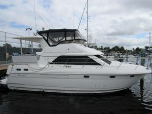 Used Cruisers Yachts 3650 Motor Yacht Re-powered Motor Yacht For Sale