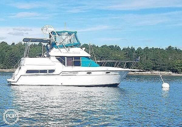 Used Carver 325 AC Aft Cabin Boat For Sale