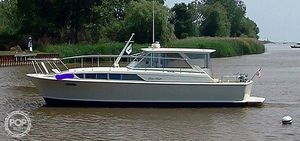 Used Chris-Craft 38 Commander Sedan Antique and Classic Boat For Sale