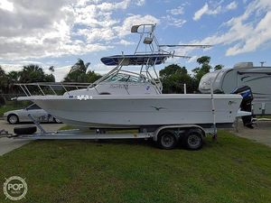 Used Pro-Line 241 WA Walkaround Fishing Boat For Sale