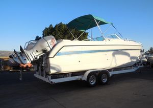 Used Glacier Bay Renegade Saltwater Fishing Boat For Sale